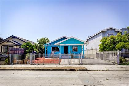 Residential for sale in 138 W 87th Street, Los Angeles, CA, 90003