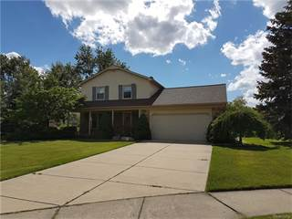 Single Family for rent in 16557 BLUE SKIES Drive, Livonia, MI, 48154