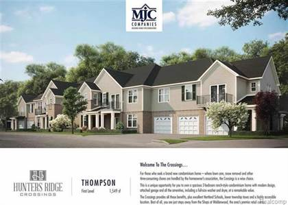 Residential for sale in 10000 RIDGE RUN Street 17, Howell, MI, 48855