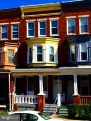 Townhouse for rent in 1619 GWYNNS FALLS PARKWAY, Baltimore City, MD, 21217