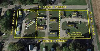 Comm/Ind for sale in 615 East South, Mascoutah, IL, 62258