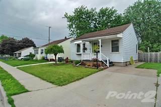 Residential Property for sale in 1654 Pelletier, Windsor, Ontario, N9B 1S5