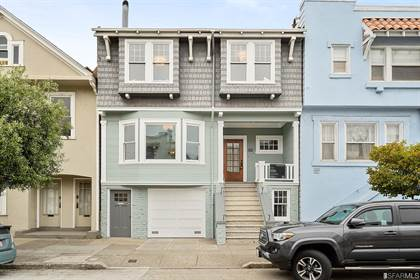 Residential for sale in 563 25th Avenue, San Francisco, CA, 94121