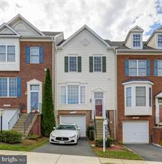 Townhouse for sale in 17478 BAYOU BEND CIRCLE, Dumfries, VA, 22025