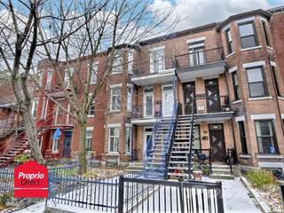 Condo for sale in 4620 Rue St-Urbain, Montreal, Quebec