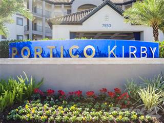 Apartment for rent in Portico Kirby - The Albany, Houston, TX, 77030
