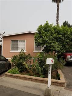 Residential Property for sale in 6475 Atlantic Ave. 994, Long Beach, CA, 90805