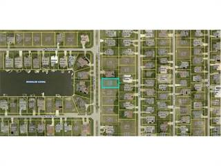 Land for sale in 4923 Sands BLVD, Cape Coral, FL, 33914