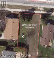Land for sale in 237 RODNEY STREET, Collingwood, Ontario, L9Y3M6