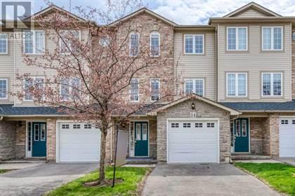 Single Family for sale in 7 SOUTHSIDE PL 24, Hamilton, Ontario, L9C7W6