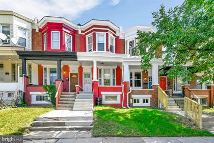 Residential Property for sale in 3539 OLD YORK ROAD, Baltimore City, MD, 21218