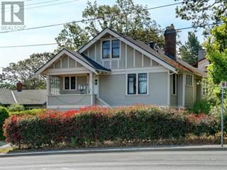 Single Family for sale in 1409 Hillside Ave, Victoria, British Columbia, V8T2B6