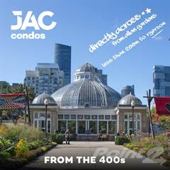 Condominium for sale in JAC Condos (Jarvis/Carlton) - 5% Down Each Year Only - Next to Big Park - Clear Views All Around, Toronto, Ontario, M5A2P2