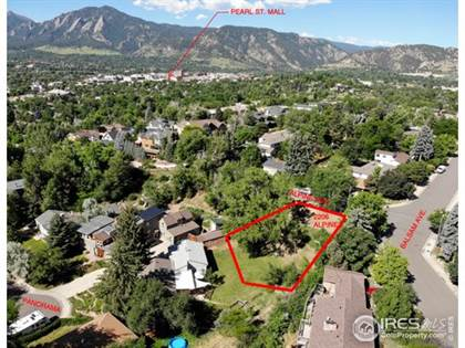 Lots And Land for sale in 2206 Alpine Dr, Boulder, CO, 80304