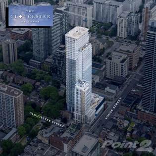 Condominium for sale in The Gloucester on Yonge, Toronto, Ontario, M4Y1Z4