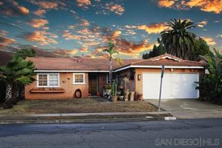 Single Family for sale in 5211 Constitution Rd, San Diego, CA, 92117