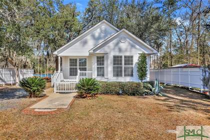 Residential Property for sale in 203 Island Drive, Midway, GA, 31320