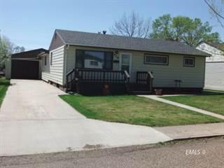 Single Family for sale in 218 Hemlock Ave, Glendive, MT, 59330