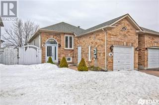 Single Family for sale in 14 RUNDLE Crescent, Barrie, Ontario, L4N8E7