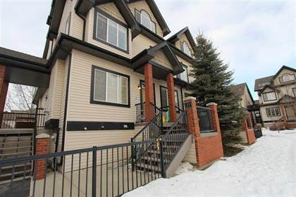 Single Family for sale in 4821 TERWILLEGAR CM NW 37, Edmonton, Alberta, T6R0C5