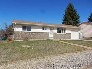 Single Family for sale in 4408 FLAMING GORGE AVE, Cheyenne, WY, 82001