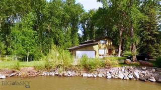 Single Family for sale in 47 Shields River E, Livingston, MT, 59047