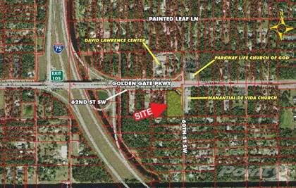 Land for sale in Golden Gate Pkwy, Naples, FL, 34105