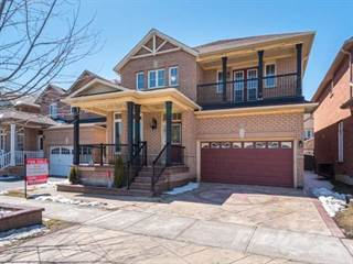 Residential Property for sale in 122 Alfred Paterson Dr, Markham, Ontario