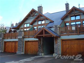 Townhouse for sale in 473B Canyon Trail, Fernie, British Columbia