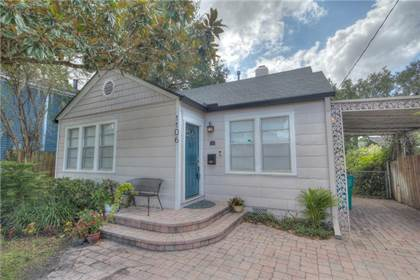 Residential Property for sale in 1106 MOUNT VERNON STREET, Orlando, FL, 32803