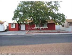 Single Family for sale in 5801 Condor Avenue, Las Vegas, NV, 89108