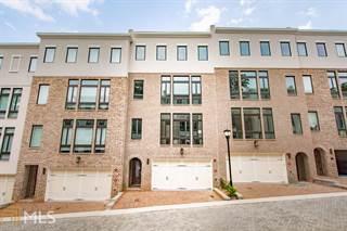 Townhouse for sale in 708 Lenox Ln, Atlanta, GA, 30324