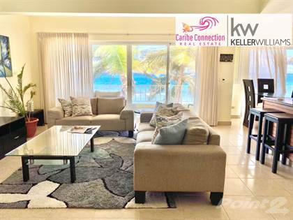 Condominium for sale in BEACHFRONT PENTHOUSE AND SEPARATE STUDIO - WAKE UP TO A STUNNING SEA VIEW EVERYDAY!, Cabarete, Puerto Plata