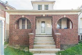 Single Family for sale in 5861 TARNOW Street, Detroit, MI, 48210