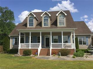 Single Family for sale in 8667 Ivor Road, Southampton County, VA, 23866