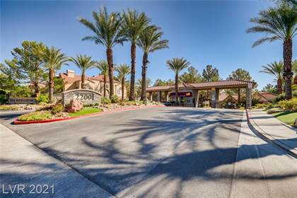 Residential Property for sale in 2200 South Fort Apache Road 2084, Las Vegas, NV, 89117