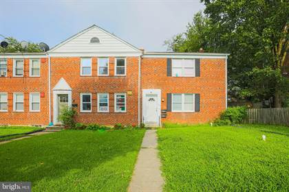 Residential Property for sale in 5910 THE ALAMEDA, Baltimore City, MD, 21239