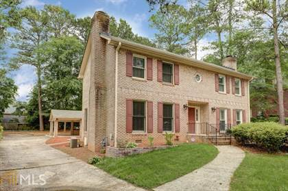 Residential for sale in 9128 Carroll Manor Dr, Sandy Springs, GA, 30350