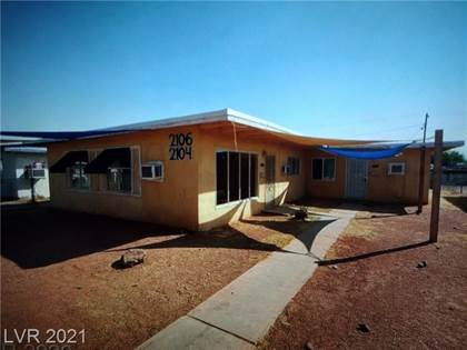 Multifamily for sale in 2104 White Street, North Las Vegas, NV, 89030