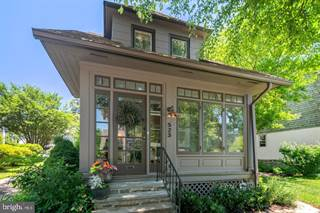 Single Family for sale in 523 DUDLEY AVENUE, Narberth, PA, 19072
