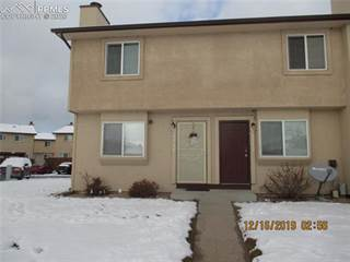 Townhouse for sale in 4240 Moonbeam Street, Colorado Springs, CO, 80916