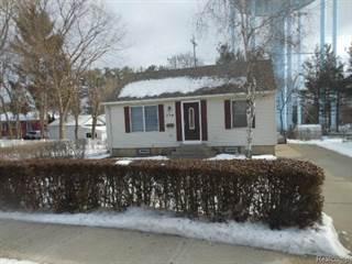Single Family for rent in 776 Miller Avenue, Rochester, MI, 48307