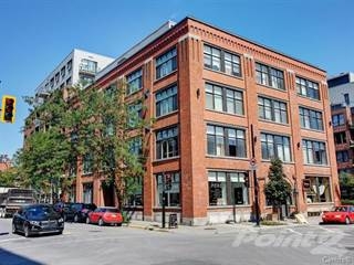 Residential Property for sale in 373 Rue des Seigneurs, #PH401, Montreal, Quebec