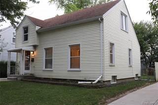 Single Family for sale in 17530 MATTHEWS Street, Riverview, MI, 48193