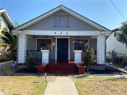 Multifamily for sale in 842 W 43rd Place, Los Angeles, CA, 90037