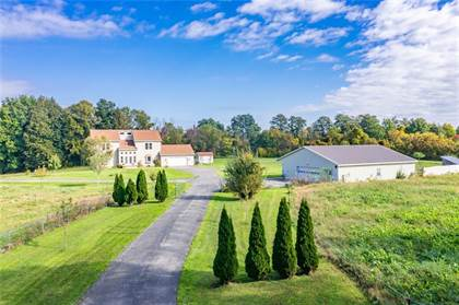 Residential Property for sale in 178 Rush Henrietta Townline Road, Rush, NY, 14543
