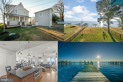 Residential Property for sale in 15097 POTOMAC RIVER DRIVE, Cobb Island, MD, 20625