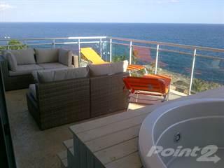 Condo for sale in Huge ocean view apartment for sale in Malecon Santo Domingo, El Cacique, Distrito Nacional