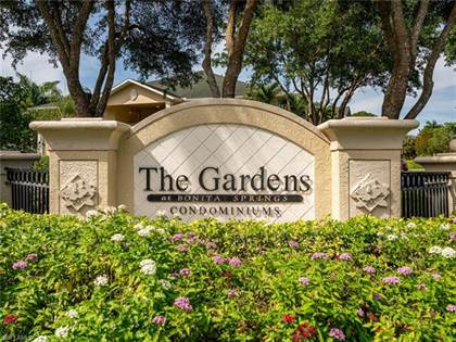 Residential Property for sale in 27095 Matheson AVE 108, Bonita Springs, FL, 34135