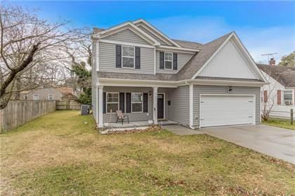 Residential Property for sale in 4735 WOOLSEY Street, Norfolk, VA, 23513